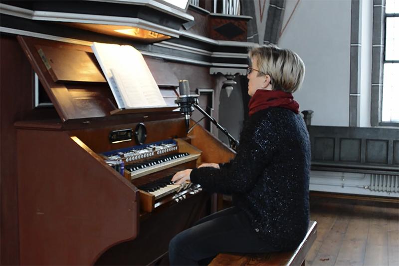 Kirchenmusikerin Susanne Drogan
